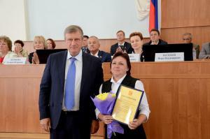 Губернатор Кировской области Игорь Васильев и Ирина Бухарина