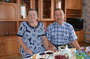 Супруги Чивановы