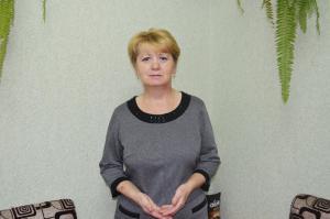 Галина Васильевна Лаптева