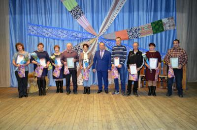 А.Н. Смирнов и награждённые