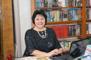 Ольга Оленёва