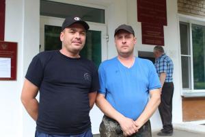 В. Демаков и С. Стрельников
