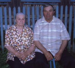 Супруги Тараевы.