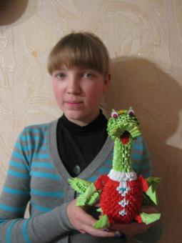 Аня Журавлёва.
