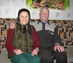 Супруги Домрачевы.