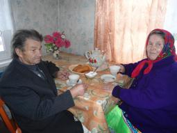 Супруги Чивановы.