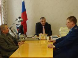 В.А. Домрачев, В.С. Быков, Р.И. Зыков.