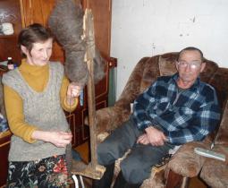 Супруги Леонтьевы.