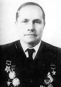 И.П. Бахтин - Герой Советского Союза.