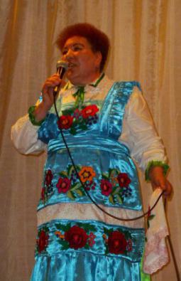 А. Балыкова. Войский ДК.