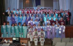 Общая фотография участников фестиваля.