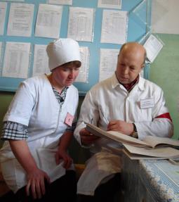 В.А. Агапитова и С.А. Исправников.
