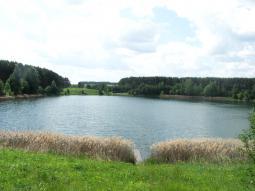 Озеро Лежнинское.