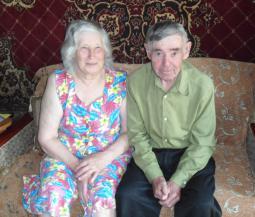 Супруги Полухины.