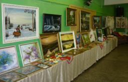 Выставка в ОЦМК.