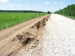 Дорога на с. Сретенское
