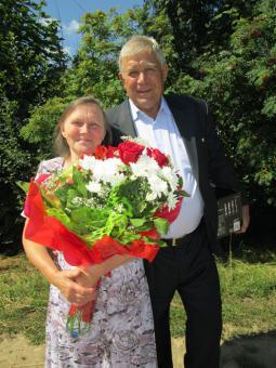 Супруги Машкины.