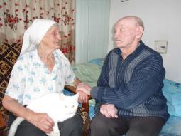 Нина Гавриловна и Леонид Николаевич Заузолковы.