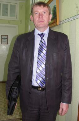 Владимир Васильевич Блинов.