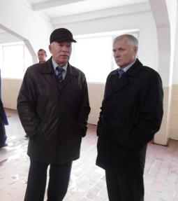 Г.А. Бызов и А.А. Котлячков.