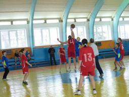 II этап VI Чемпионата ШБЛ «КЭС-БАСКЕТ». Играют команды Пижанки и Ахманова.