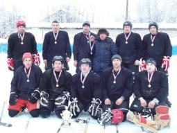Команда Мари-Ошаева. I место