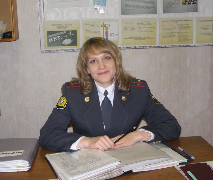 В рамках операции семья инспектор по делам несовершеннолетних отдела полиции 1 умвд россии по г